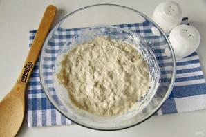 Пирог с картошкой и луком в духовке - фото шаг 4
