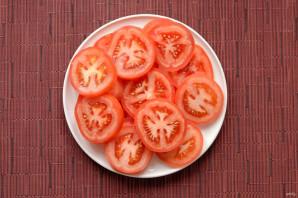 Закусочные помидоры - фото шаг 2