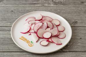 Салат с фенхелем от Джейми Оливера - фото шаг 2