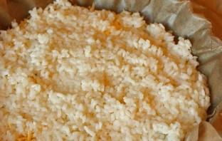 Слоеный пирог-перевертыш - фото шаг 4