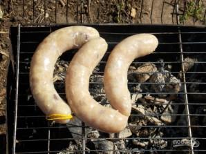 Куриные колбаски-гриль - фото шаг 5