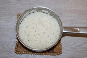 Рис с курицей и фасолью - фото шаг 2