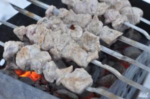 Шашлык из телятины по-уйгурски - фото шаг 6