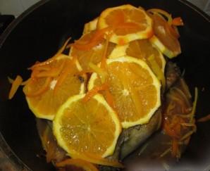 Утка под апельсиновым соусом - фото шаг 5