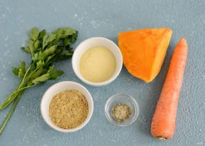 Котлеты из тыквы и моркови - фото шаг 1