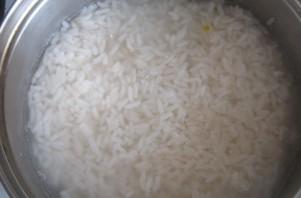 Каша из тыквы с рисом и молоком - фото шаг 2