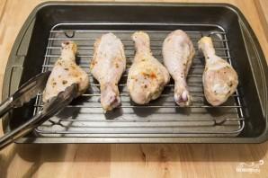 Куриные ножки с рисом - фото шаг 4
