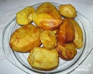 Картофель в казане - фото шаг 6
