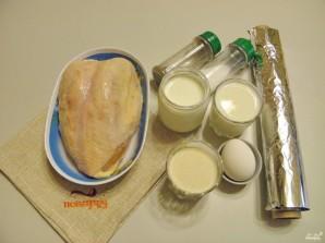 Куриная колбаса - фото шаг 1