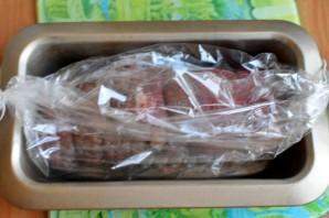 Рулет из говядины под сыром - фото шаг 5