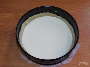 Малиновый пирог со сметанной заливкой - фото шаг 4