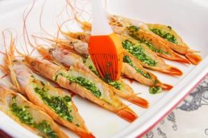 Лангустины, запеченные в духовке  - фото шаг 2