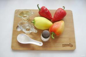 Маринованный болгарский перец без стерилизации - фото шаг 1