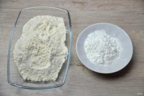 Бисквитный торт с вареной сгущенкой  - фото шаг 5