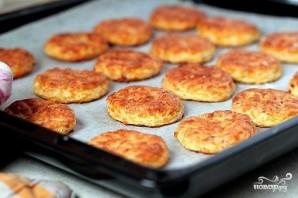Печенье с беконом и сыром - фото шаг 8