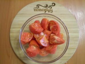 Аджика из помидоров и перца с чесноком - фото шаг 4