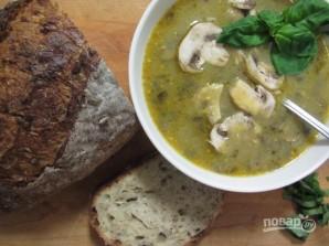 Суп с шампиньонами и картофелем - фото шаг 3