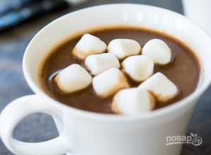 Горячий шоколад (напиток) - фото шаг 5