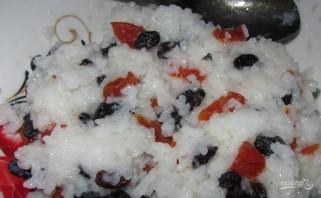 Рис с изюмом на поминки - фото шаг 4