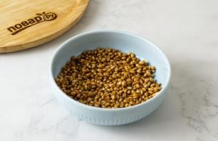 Смузи с пророщенной пшеницей - фото шаг 3