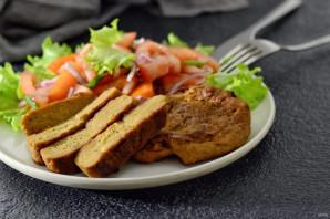 Вегетарианское мясо - фото шаг 9