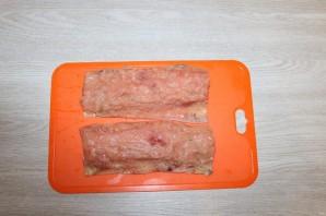 Горбуша с помидорами и сыром в духовке - фото шаг 2