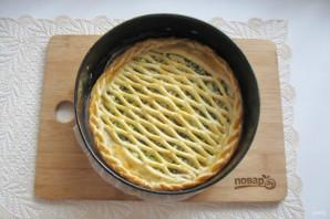 Пирог со щавелем и яйцом - фото шаг 12