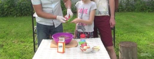 Чевапчичи (колбаски гриль) - фото шаг 2