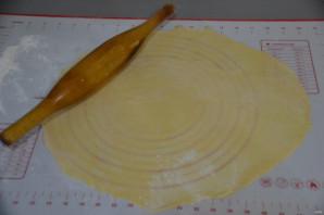 Куриный суп с чесночными галушками - фото шаг 5