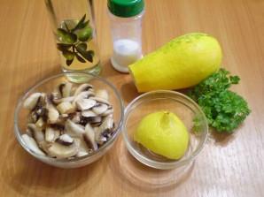 Сыроедческий суп из шампиньонов - фото шаг 1
