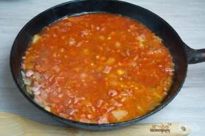 Солянка с колбасой - фото шаг 7