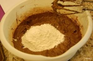 Очень шоколадный торт - фото шаг 9