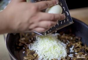 Куриный салат с грибами - фото шаг 5