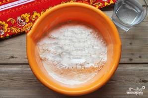 Пресный хлеб с Кавказа - фото шаг 1