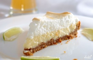 Пирог с лимонной начинкой - фото шаг 10