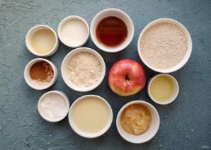 Яблочный хлеб  - фото шаг 1