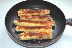 Сырные палочки из лаваша - фото шаг 9