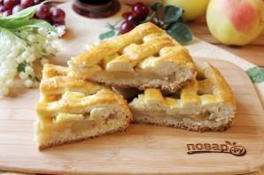 Яблочный пирог Джейми Оливера - фото шаг 12