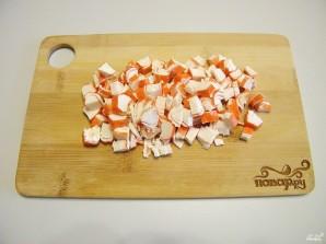Салат с кальмарами самый вкусный - фото шаг 3