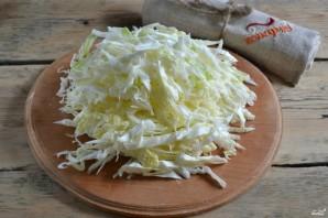 Маринованная сладкая капуста - фото шаг 2