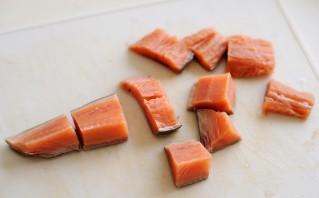 Рыба с овощами на пару - фото шаг 1