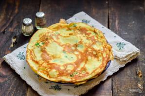 Картофельные блины с сыром - фото шаг 11