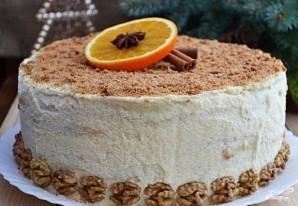 Вкусный творожный торт - фото шаг 10