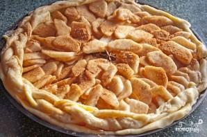Быстрое тесто для пирога - фото шаг 5