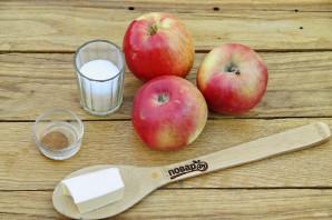 Яблоки гриль - фото шаг 1