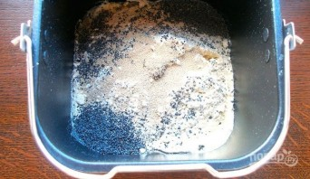 Кукурузный хлеб в хлебопечке Панасоник - фото шаг 8