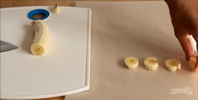 """Банановые конфеты """"Домашние"""" - фото шаг 3"""