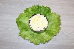 Салат с курицей, черносливом и ананасом - фото шаг 10