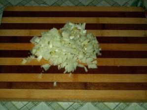 Куриные сердечки с луком и морковью - фото шаг 3