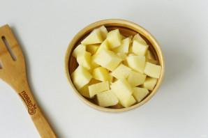 Овощной суп с говядиной - фото шаг 4